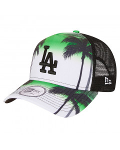 Los Angeles Dodgers New Era TruckerSummer City kapa