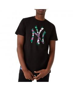 New York Yankees New Era Camo Logo T-Shirt