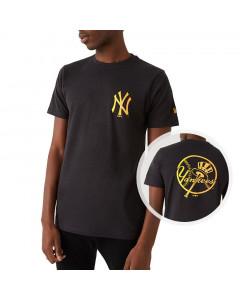New York Yankees New Era Neon T-Shirt
