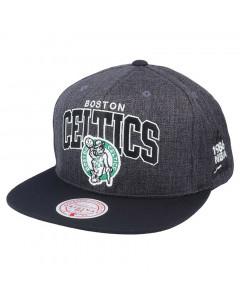 Boston Celtics Mitchell & Ness G2 Winners kapa