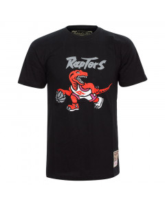Toronto Raptors Mitchell & Ness Neon Logo majica