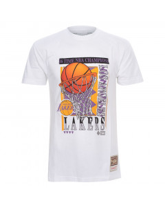 Los Angeles Lakers Mitchell & Ness Vibes majica