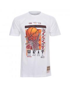 Miami Heat Mitchell & Ness Vibes majica
