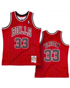 Scottie Pippen Chicago Bulls 1995-96 Mitchell & Ness Reload 2.0 Swingman dres