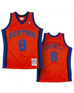 Latrell Sprewell New York Knicks 1998-99 Mitchell & Ness Reload 2.0 Swingman Trikot