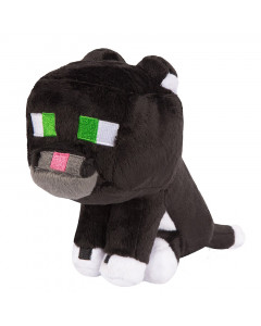 "Minecraft Jinx Tuxedo Cat plišasta igrača 8"""