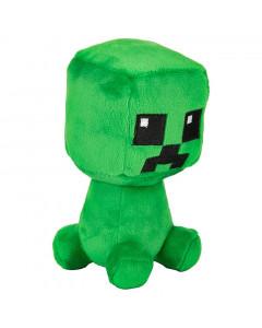 Minecraft Jinx Dungeons Mini Crafter Creeper plišasta igrača