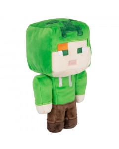 Minecraft Jinx Happy Explorer Alex in Creeper Costume Plüsch Spielzeug