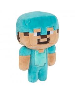 Minecraft Jinx Happy Explorer Diamond Steve Plüsch Spielzeug