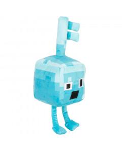 Minecraft Jinx Dungeons Mini Crafter Diamond Key plišasta igrača
