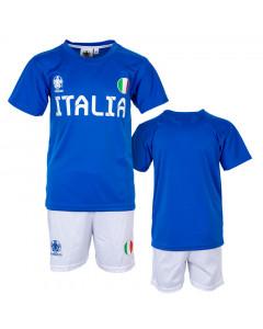 Italija UEFA Euro 2020 Poly otroški trening komplet dres