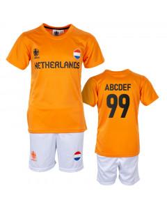 Nizozemska UEFA Euro 2020 Poly dječji trening komplet dres (tisak po želji +12,30€)