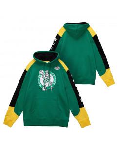 Boston Celtics Mitchell & Ness Fusion Kapuzenpullover Hoody