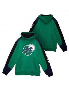 Dallas Mavericks Mitchell & Ness Fusion Kapuzenpullover Hoody