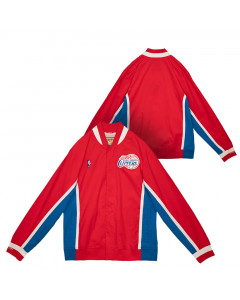 Los Angeles Clippers 1995-96 Mitchell & Ness Authentic Warm Up jakna