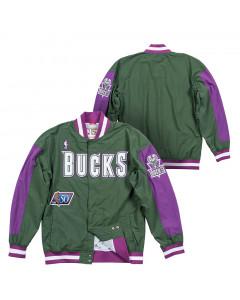 Milwaukee Bucks 1996-97 Mitchell & Ness Authentic Warm Up jakna