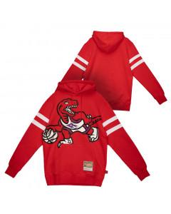 Toronto Raptors Mitchell & Ness Big Face 2.0  Substantial pulover sa kapuljačom