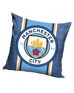 Manchester City Kissen 40x40
