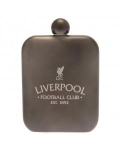 Liverpool 1892 Hip Flask Schnapsflasche