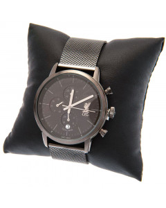 Liverpool Gents Stainless Steel Armbanduhr