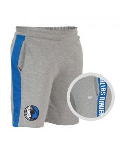 Dallas Mavericks New Era Contrast Panel kurze Hose