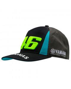 Valentino Rossi VR46 Petronas Yamaha SRT kapa