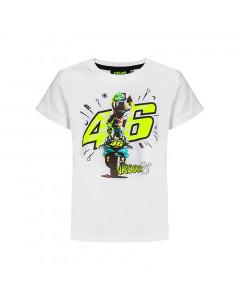 Valentino Rossi VR46 Motina Comic Bike dječja majica