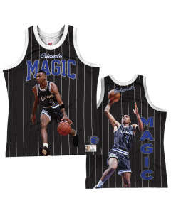 Penny Hardaway 1 Orlando Magic Mitchell & Ness Behind the Back Player Tank Top