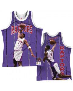 Tracy McGrady 1 Toronto Raptors Mitchell & Ness Behind the Back Player Tank Top majica