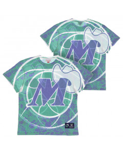 Dallas Mavericks Mitchell & Ness Jumbotron T-Shirt