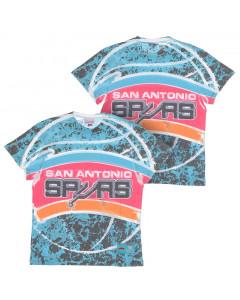 San Antonio Spurs Mitchell & Ness Jumbotron majica