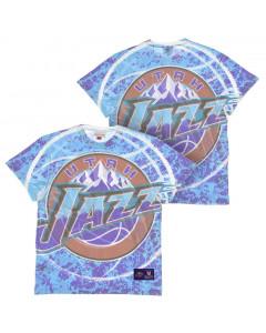Utah Jazz Mitchell & Ness Jumbotron majica