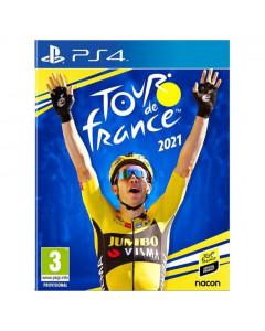 Tour de France 2021 igra PS4