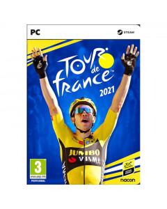 Tour de France 2021 igra PC
