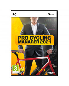 Pro Cycling Manager 2021 igra PC
