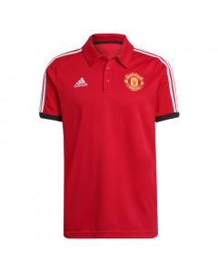Manchester United Adidas 3S polo majica