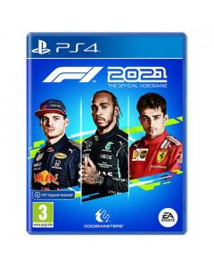 F1 2021 igra PS4