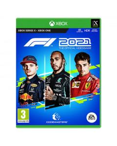 F1 2021 igra Xbox One series X