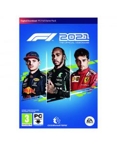 F1 2021 igra PC