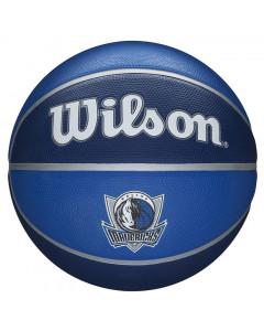 Dallas Mavericks Wilson NBA Team Tribute košarkaška lopta 7