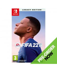 FIFA 22 igra Legacy Edition  Nintendo SWITCH