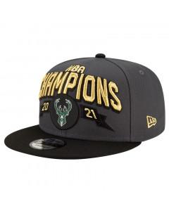 Milwaukee Bucks New Era 9FIFTY NBA 2021 Champions kapa