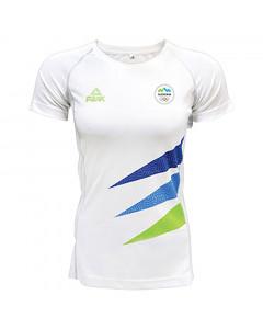 Slovenija OKS Peak ženska trening majica