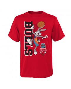 Chicago Bulls Space Jam 2 Vertical Tunes majica