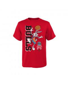 Chicago Bulls Space Jam 2 Vertical Tunes dječja majica