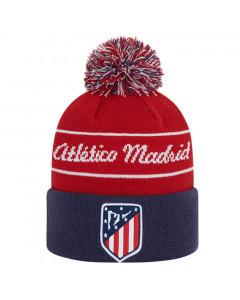 Athletico de Madrid New Era Bobble Wintermütze