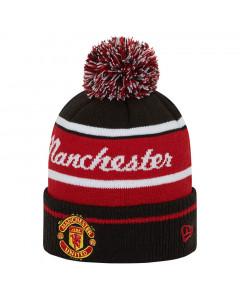 Manchester United New Era Bobble zimska kapa