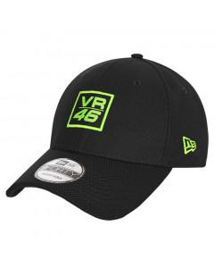 Valentino Rossi VR46 New Era 9FORTY Woven Logo Diamond Era kapa