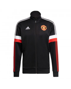 Manchester United Adidas 3S Track Top zip majica