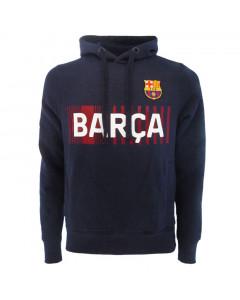 FC Barcelona Cross pulover sa kapuljačom
